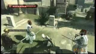 Assassin's Creed - Memory Block 06 - The False Robert de Sable Assassination