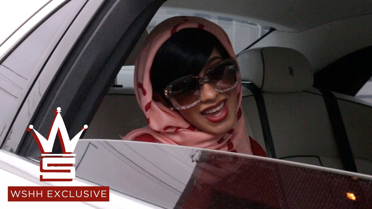 Josh X Feat. Cardi B - Heaven On My Mind
