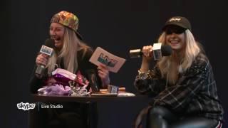 Download Lagu Bebe Rexha - Q&A with Ice (LIVE 95.5) Gratis STAFABAND