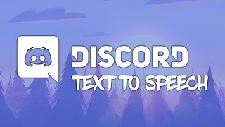 LUSTIGE DISCORD TEXT-TO-SPEECH FUNKTION