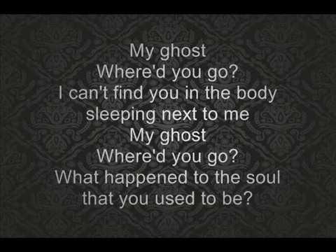 Alan Walker - Ghost (ft. Halsey) letra