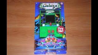 Arcade Classics Galaga Vers 2! Mini Arcade Game!
