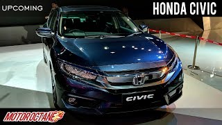 Honda Civic 2019 will get diesel automatic? | Hindi | MotorOctane