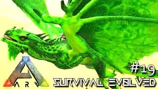 MODDED ARK: SCORCHED EARTH - APEX WYVERN TAMING & CAVING !!! E19 (ARK SURVIVAL EVOLVED GAMEPLAY)