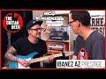 Ibanez AZ Prestige AZ2204F TAB TGU18 With Nico Schliemann And His Beautiful Guitar mp3