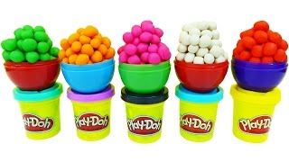 Thomas and Friends Play Doh Dippin Dots Surprise Eggs Peppa Pig DIPPING DOTS