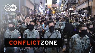 Will violence kill Hong Kong's pro-democracy movement? | Conflict Zone