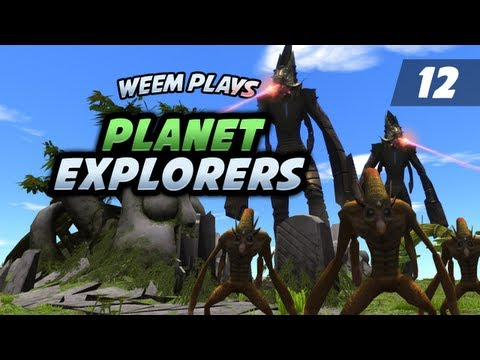 Planet Explorers, Alpha Let's Play, Episode 12