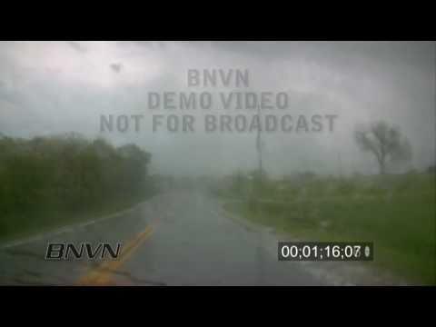5/13/2009 Kirksville, Missouri Tornado Video