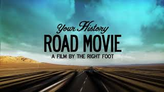 Travel Road Movie | After Effects template