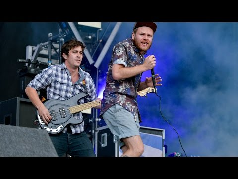 Enter Shikari - Sorry You're Not A Winner at Reading 2014