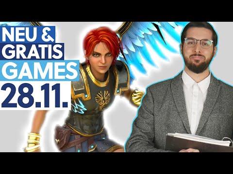 Eine ganz neue Ubisoft-Open-World, Soulslikes & mehr - Neue Spiele, Gratis Games und mehr