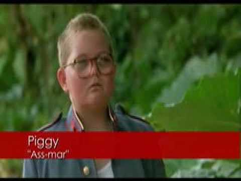 piggy glasses in lord of the flies essay