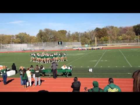 New Dorp High School Cheerleading Dance 2013