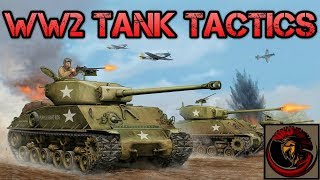 WW2 Tank Tactics - How Did They Work?