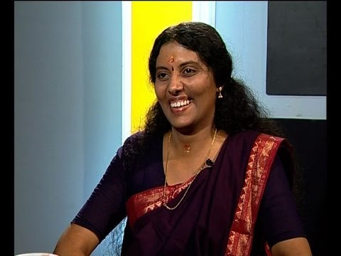 Haritha V Kumar in On Record  6th May 2013Part 1   ഹരിത വി കുമാര്‍