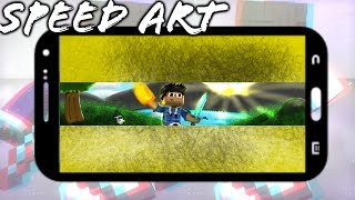 ★SPEED ART BANNER zDeft :3 (PAGO) #22
