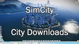 SimCity City Downloads - Download My Cities