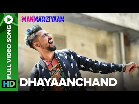 DhayaanChand | Full Video Song | Manmarziyaan | Amit Trivedi, Shellee | Vicky Kaushal, Taapsee Pannu