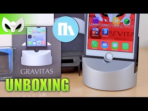 Gravitas Heng Docks (Unboxing + Review) ESPA�OL