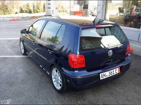 vw polo 1 4 tdi 75 hp 2001 insido youtube. Black Bedroom Furniture Sets. Home Design Ideas