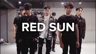 Download Lagu Red Sun - Hangzoo (ft. ZICO, Swings) / Jinwoo Yoon Choreography Gratis STAFABAND