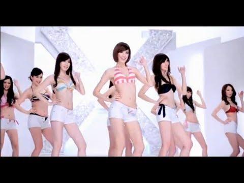 2012最強4大女子天團大合唱 AXE21 SUPER7 POPULADY 魔電女孩