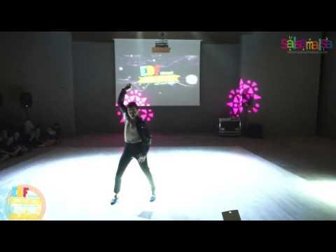 Utku Oylum Solo Dance Performance - EDF 2016