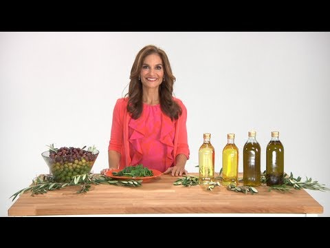 Joy Bauer's What the Heck are You Eating: Olive Oil