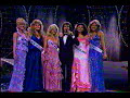 Miss Universe 1983- Close-up Look of the 5 Finalists