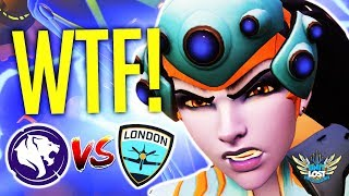 Overwatch - The Most INSANE Game Ever! Gladiators Vs Spitfire [Pro OverAnalyzed]