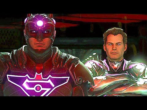 INJUSTICE 2 FINAL Bueno & Malo Batman Vs Superman (Español Latino)