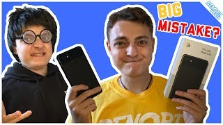 Apple Fanboy Switches To The Google Pixel 3 XL... (feat. Pixel Boy)