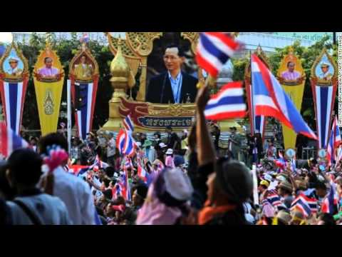Thai Protests What's The Story  Thousands Protest In Bangkok   14 January 2014 MUST SEE