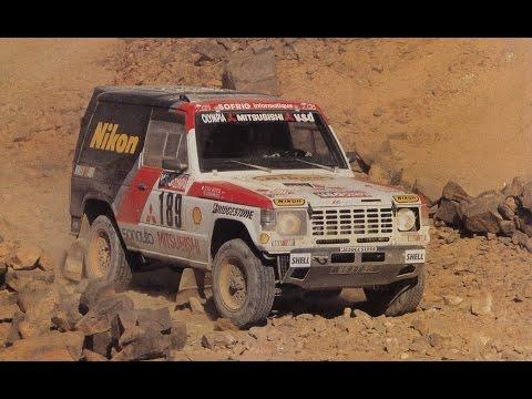 Paris - Dakar 1985