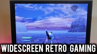 Widescreen Retro Gaming in the 90's | MVG