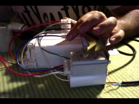Instalación Ballast (balastro) Mixto - Lajuana.cl thumbnail