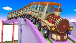 Thomas Train - Toy Factory - Trains for Kids - Kereta Tayo - Trains for Toddlers - Kereta Api - Toys