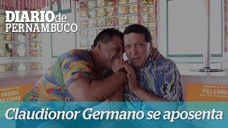 Carnaval 2015: Ap�s 68 anos de carreira, Claudionor Germano se aposenta