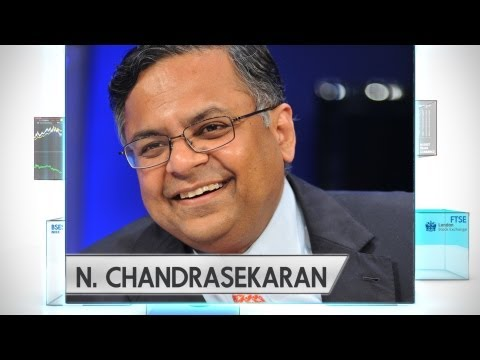 N. Chandrasekaran, CEO & Managing Director, Tata Consultancy Services