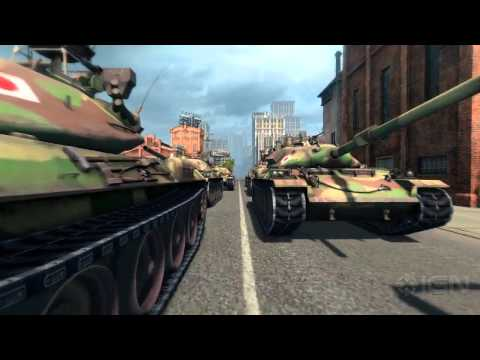 World of Tanks Update 8.10 Launch Trailer