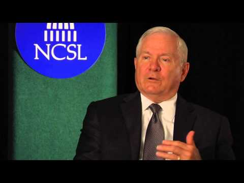Q and A With Robert Gates