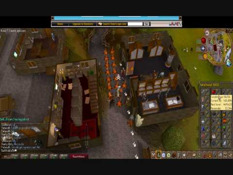 Runescape constitution guide – 1080p HD – with commentry