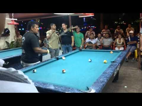 Final Torneo Billares el Apostador Cali