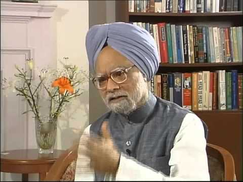 Manmohan Singh Interviewed by Harish Gupta - 1 of 2