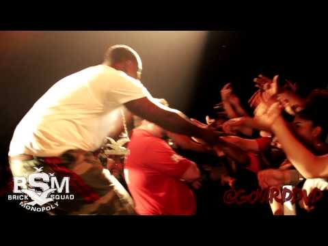 Wooh Da Kid And Waka Flocka Flame (brick Squad Monopoly) Triple F Life Tour (phoenix, Az) video
