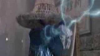 Big Trouble in Little China - Light Coming Out of His Mouth