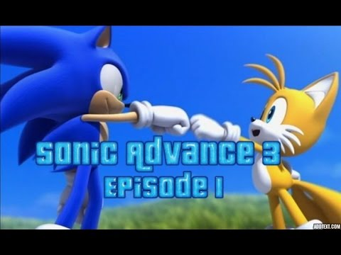 Sonic Advance 3 - Sonic Advance 3 Walkthrough Stage1 Act1 - User video
