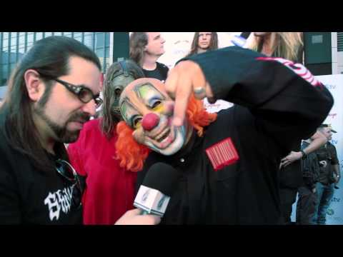 "SLIPKNOT's ""Clown"" & Chris Fehn: Bands Plans For 2014, Jeff Hanneman's Legacy & Golden Gods V!"