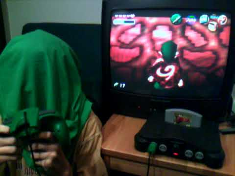 Zelda Ocarina of Time Blind Challenge Segment 17